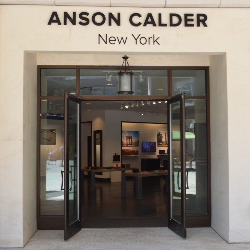 Anson Calder...Now at City Creek Center