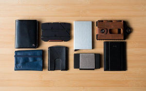 Anson Calder: Best Minimalist Wallet Featured on EverydayCarry.com