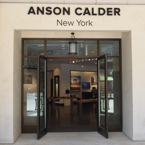 Anson Calder New York City Creek Center