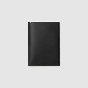 PASSPORT WALLET WALLET ANSON CALDER French Calfskin _black