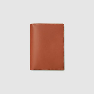 PASSPORT WALLET WALLET ANSON CALDER French Calfskin _blackPASSPORT WALLET WALLET ANSON CALDER French Calfskin _cognac