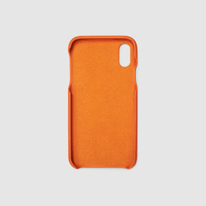 anson calder french calfskin case iphone *hover _fshd-orange