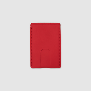 CASH WALLET WALLET ANSON CALDER sport leather _sport-red
