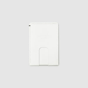 CASH WALLET WALLET ANSON CALDER sport leather _white