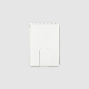 CASH WALLET WALLET ANSON CALDER sport leather _sport-white