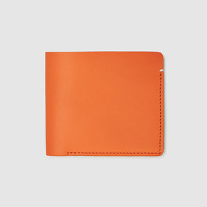 Anson Calder International Billfold Wallet RFID french calfskin leather _fshd-orange