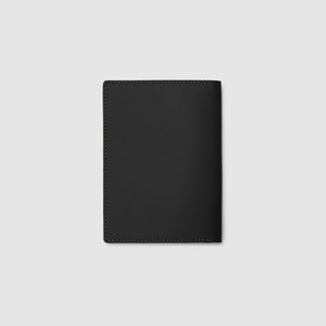 PASSPORT WALLET WALLET ANSON CALDER sport leather _sport-black