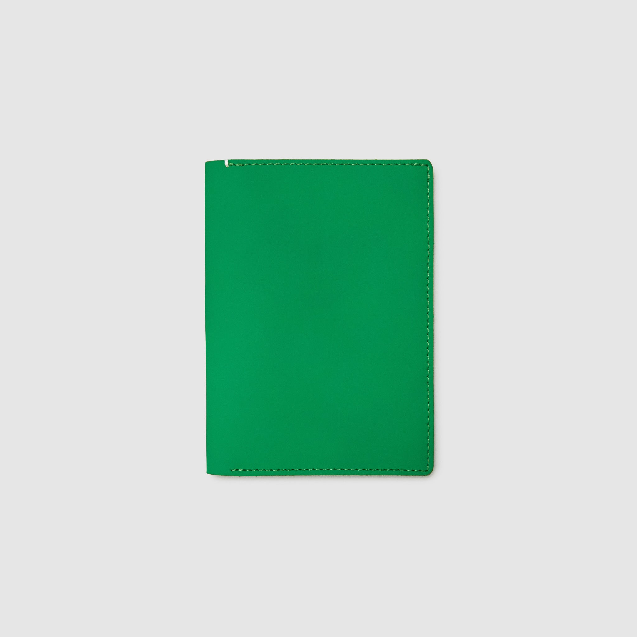 PASSPORT WALLET WALLET ANSON CALDER French Calfskin _blackPASSPORT WALLET WALLET ANSON CALDER italian sport leather _sport-green