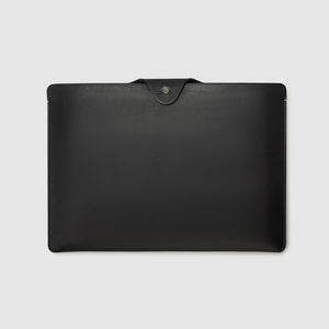 DOCUMENT CASE CASES ANSON CALDER Standard French Calfskin _Black