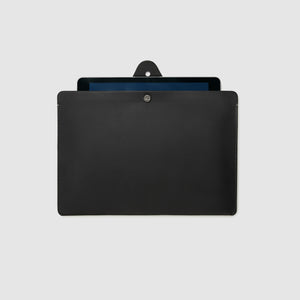 Anson Calder ipad pro sleeve case french calfskin _black