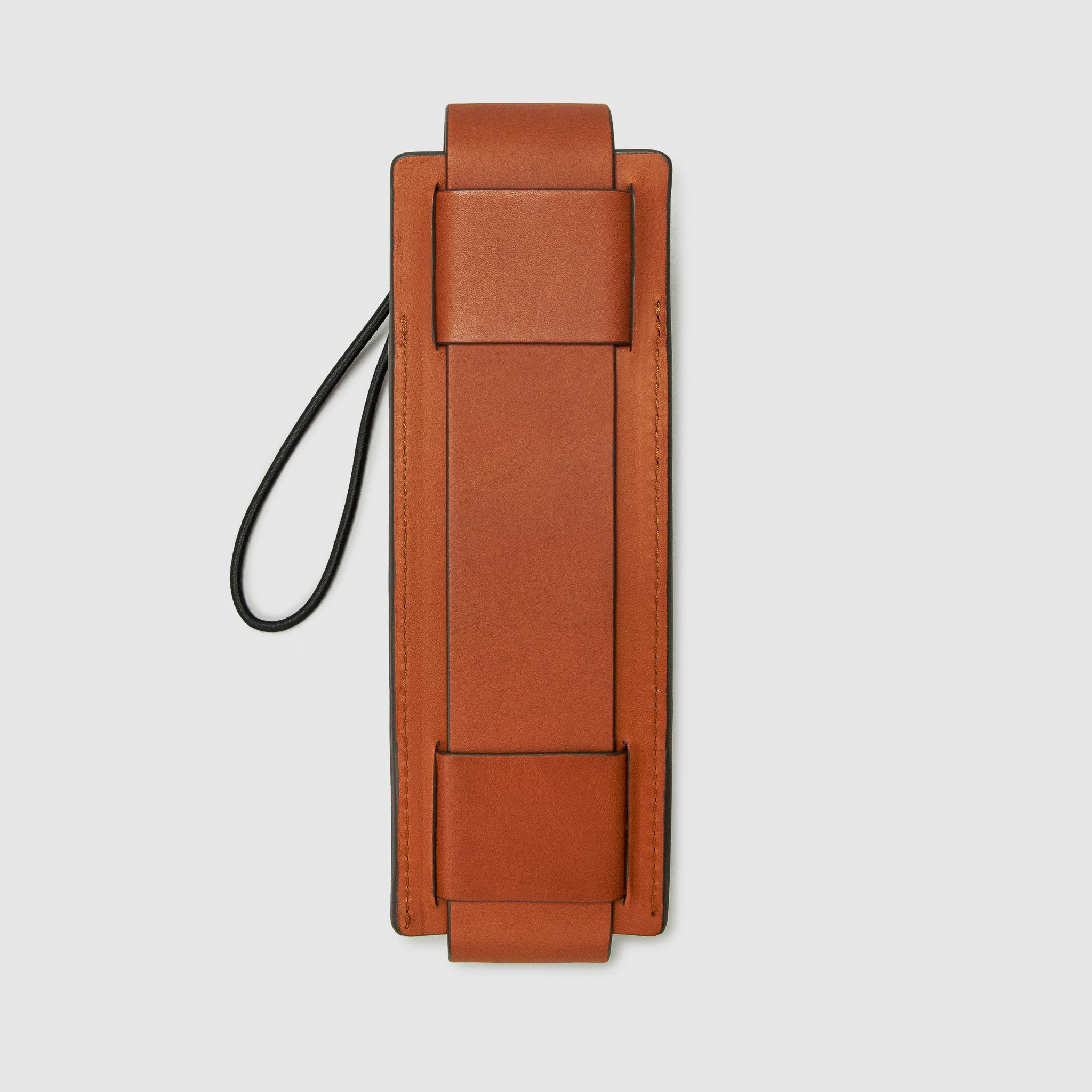 UMBRELLA CASE CASES ANSON CALDER _cognac