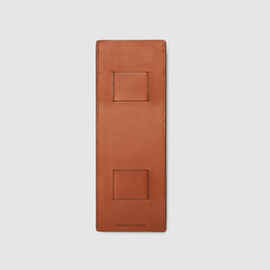GOTUBB CASE CASES ANSON CALDER 3 Medium French Calfskin _cognac