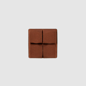 GOTUBB CASE CASES ANSON CALDER 4 small French Calfskin _cognac