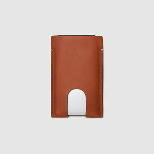 BATTERY CASE CASES ANSON CALDER Mophie Powerstation Plus XL French Calfskin *hover _Cognac