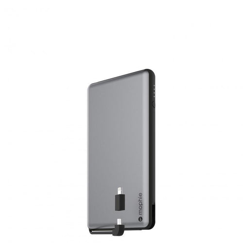 MOPHIE POWERSTATION PLUS XL PARTNER PRODUCT MOPHIE Silver