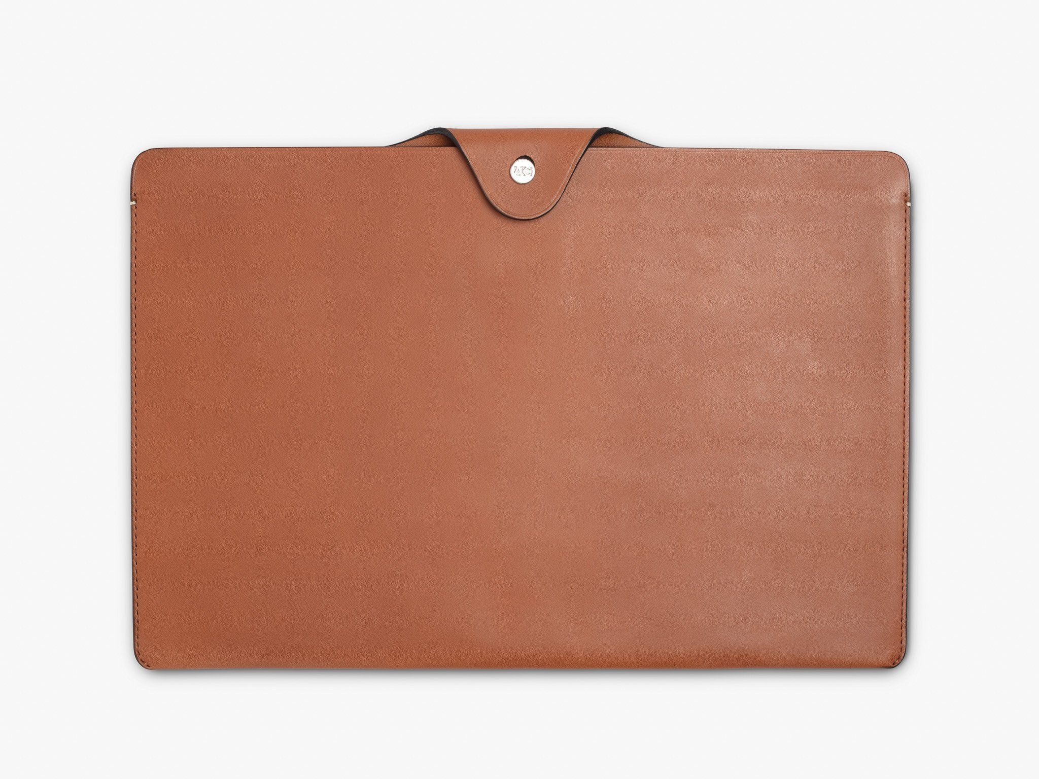 DOCUMENT CASE CASES ANSON CALDER Standard French Calfskin _Cognac