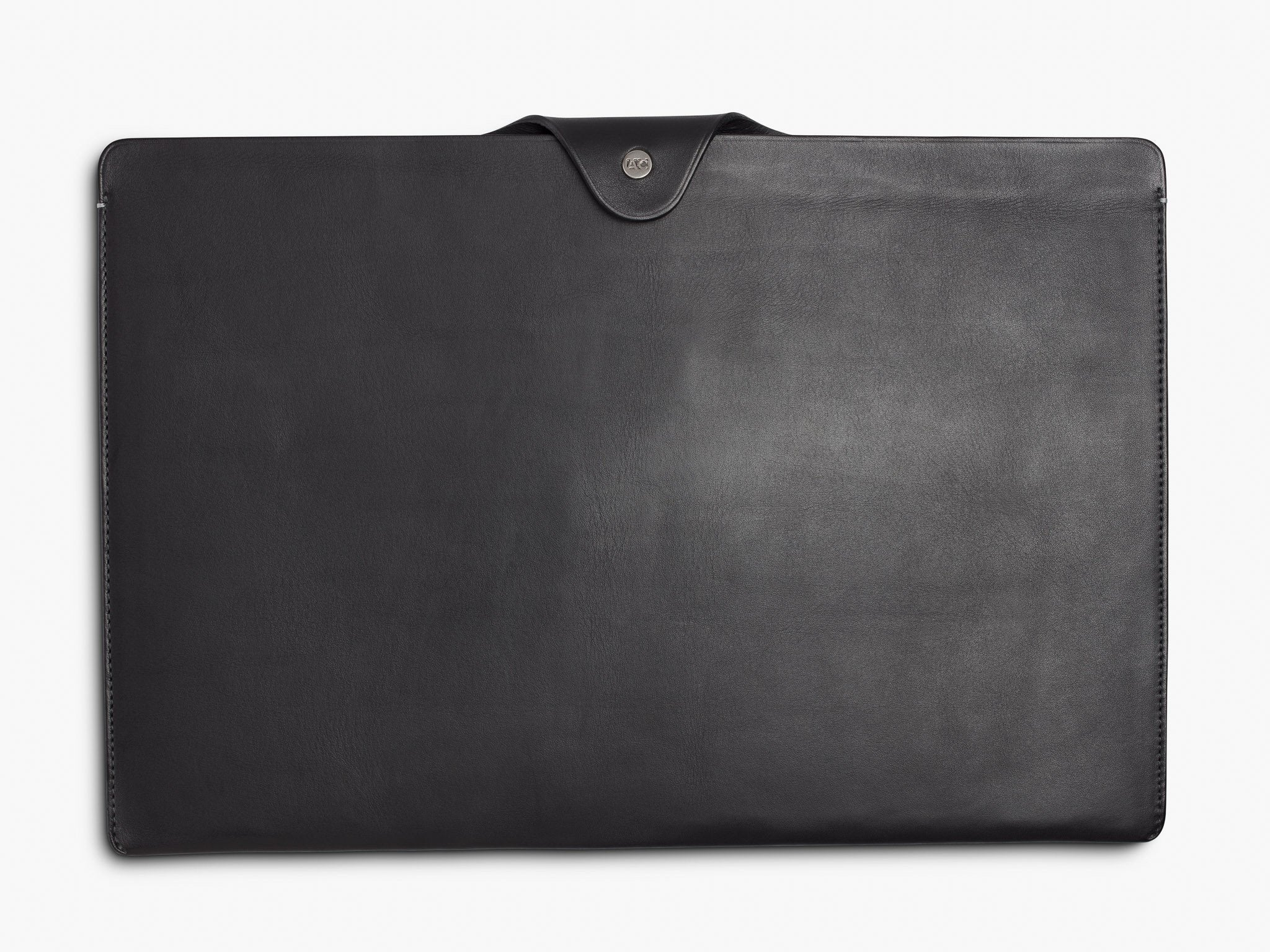 DOCUMENT CASE CASES ANSON CALDER Legal French Calfskin _Black