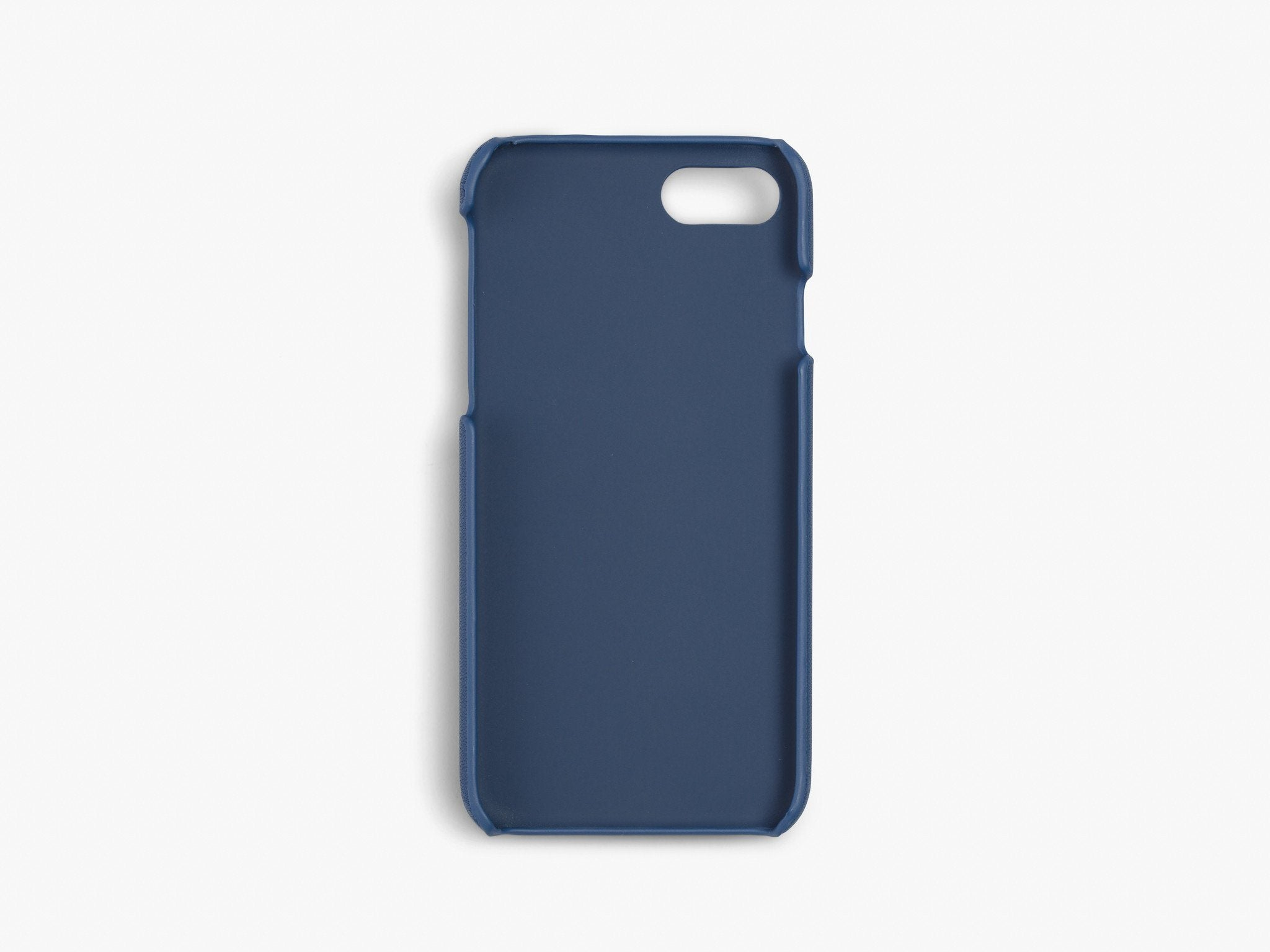CALFSKIN iPHONE CASE CASES ANSON CALDER !iphone7  *hover _cobalt