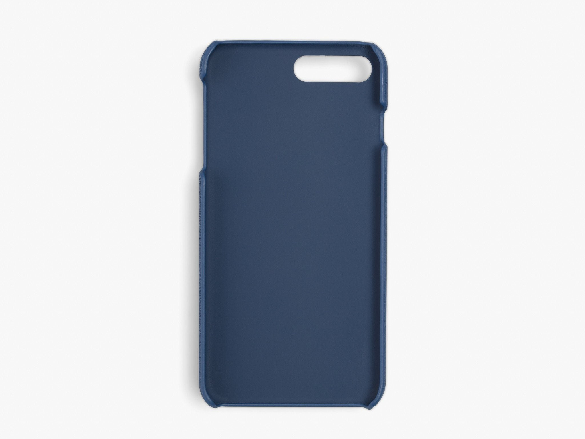 CALFSKIN iPHONE CASE CASES ANSON CALDER !iphone8plus _cobalt