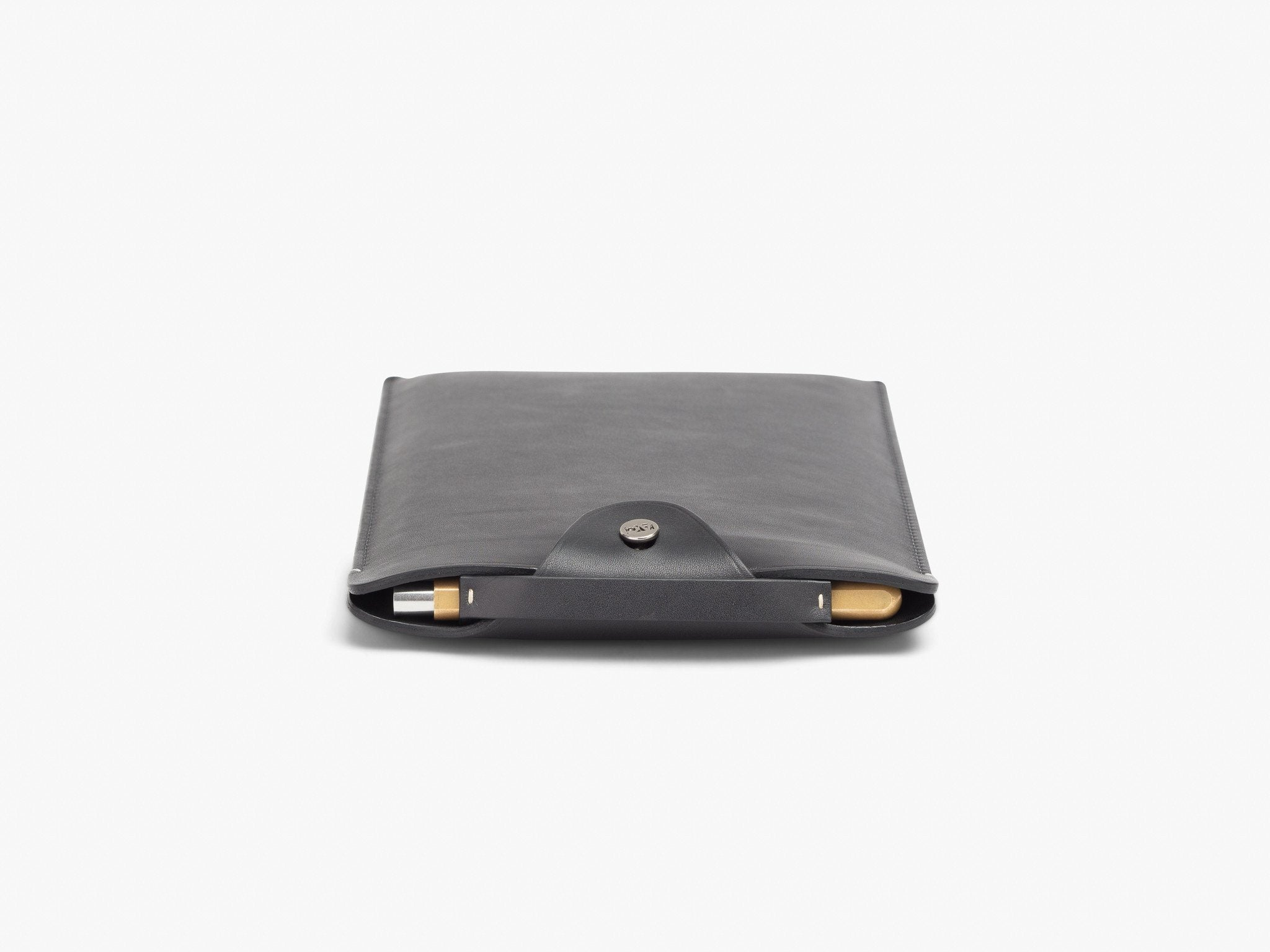 CW&T PEN SLEEVE CASES ANSON CALDER _black