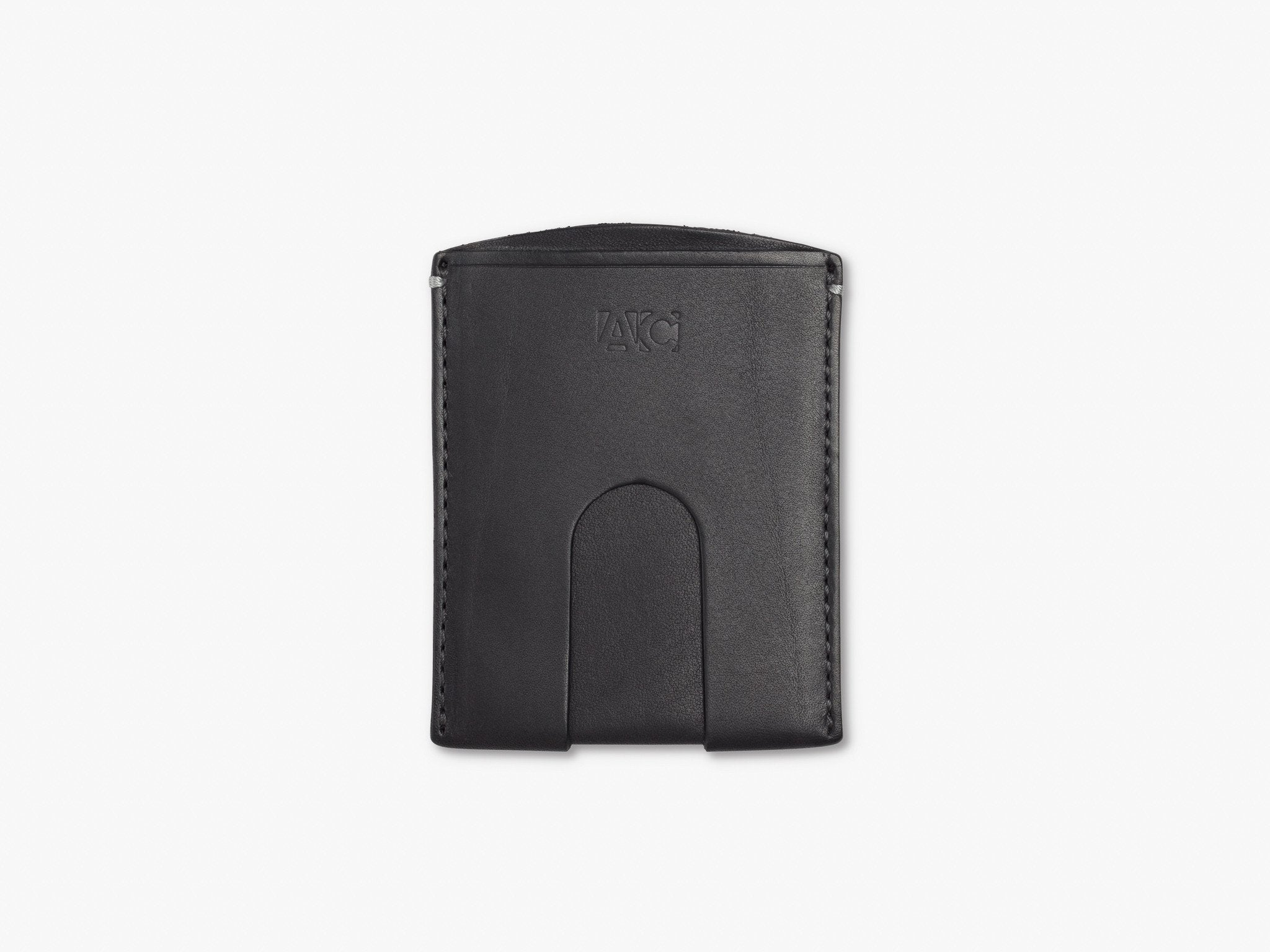 ORIGINAL CARD WALLET WALLET ANSON CALDER Black Card Non-RFID _black