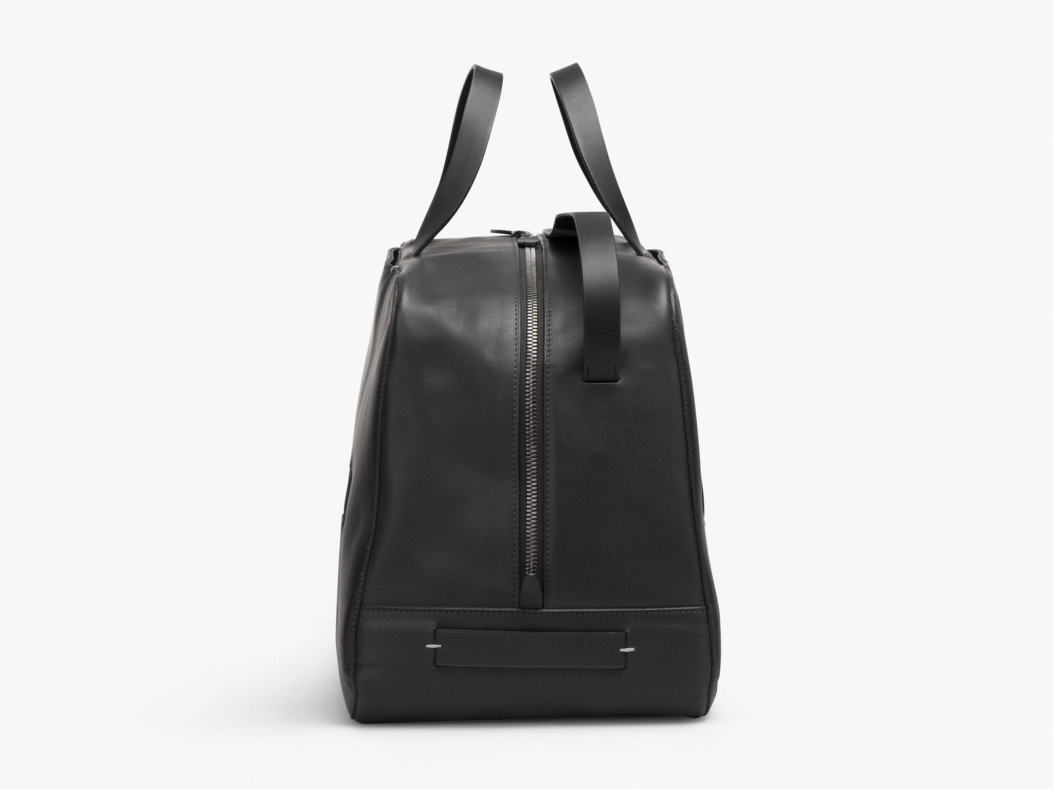 WEEKENDER Bags ANSON CALDER French Calfskin _Black
