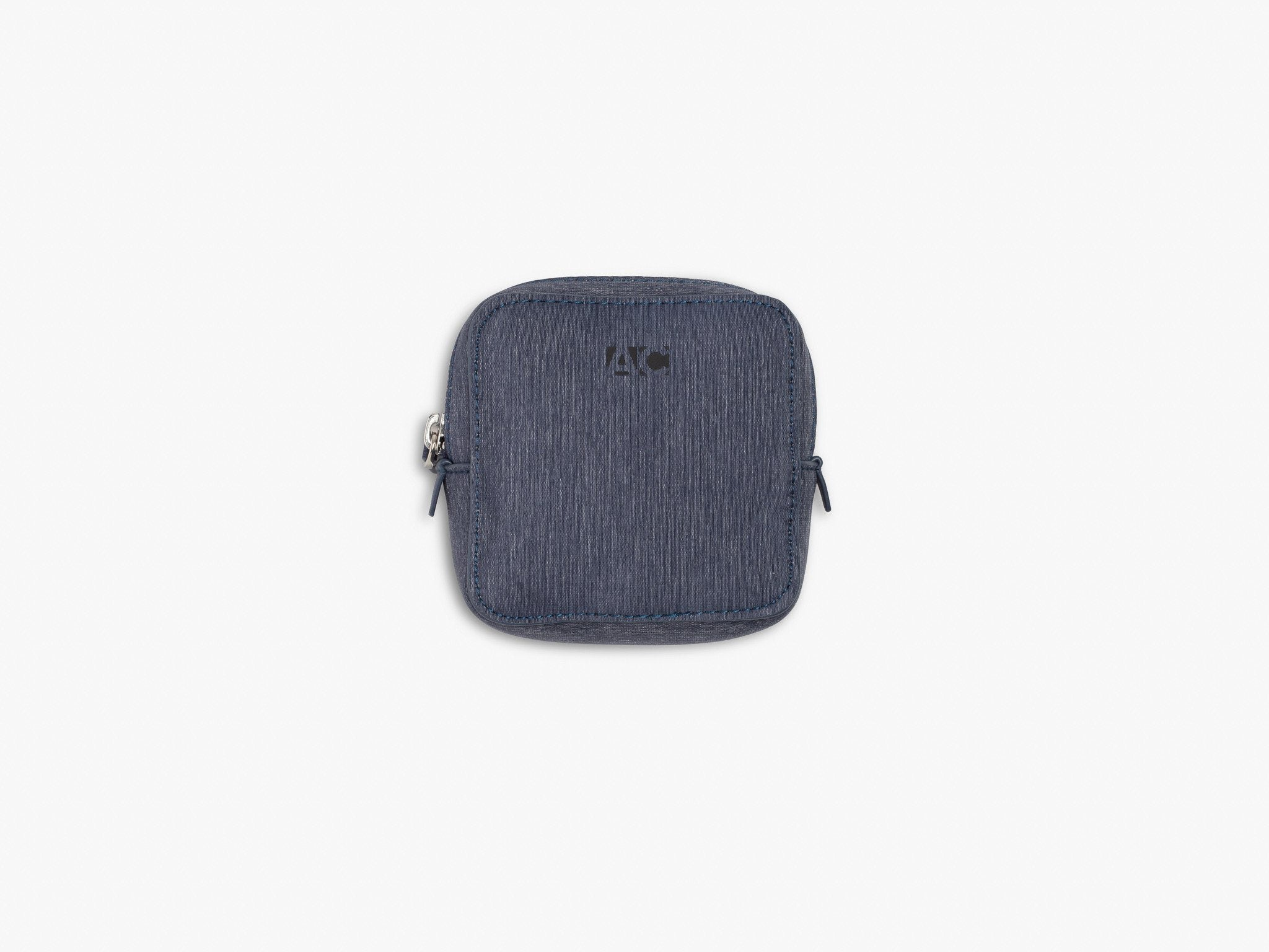ZIPPER POUCH CASES ANSON CALDER Short Nylon _Blue