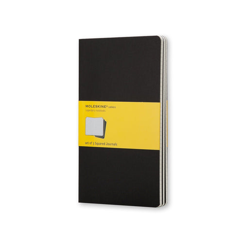 MOLESKINE® CAHIER JOURNAL - SET OF 3 PARTNER PRODUCT MOLESKINE
