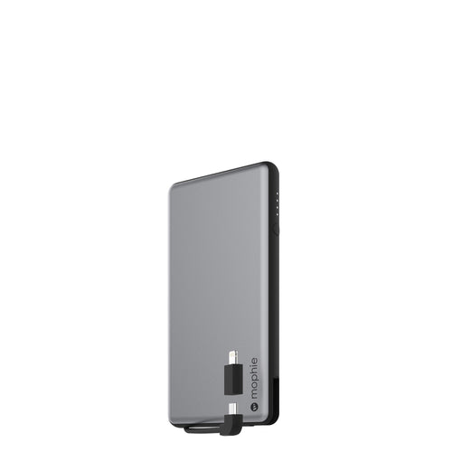 MOPHIE POWERSTATION PLUS PARTNER PRODUCT MOPHIE Silver