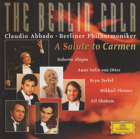 Abbado: The Berlin Gala (Salute to Carmen - various) - DG 457 583-2