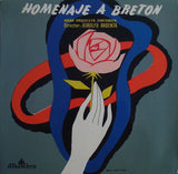 LP - Argenta: Homenaje A Breton - Alhambra SCLL 14019 (alto Re-issue)