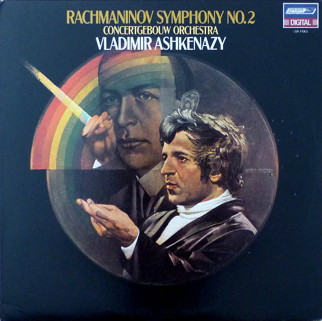Ashkenazy: Rachmaninov Symphony No. 2 - London LDR 71063