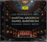 Argerich & Barenboim: Ravel, Bartok, etc. - DG 479 5563 (sealed)