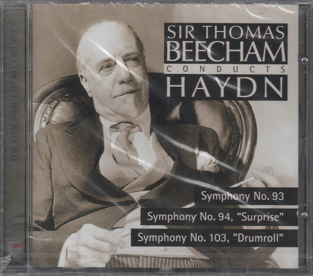 CD - Beecham/RPO: Haydn Symphonies Nos. 93, 94 & 103 - Sony Classical SMK 89890 (sealed)
