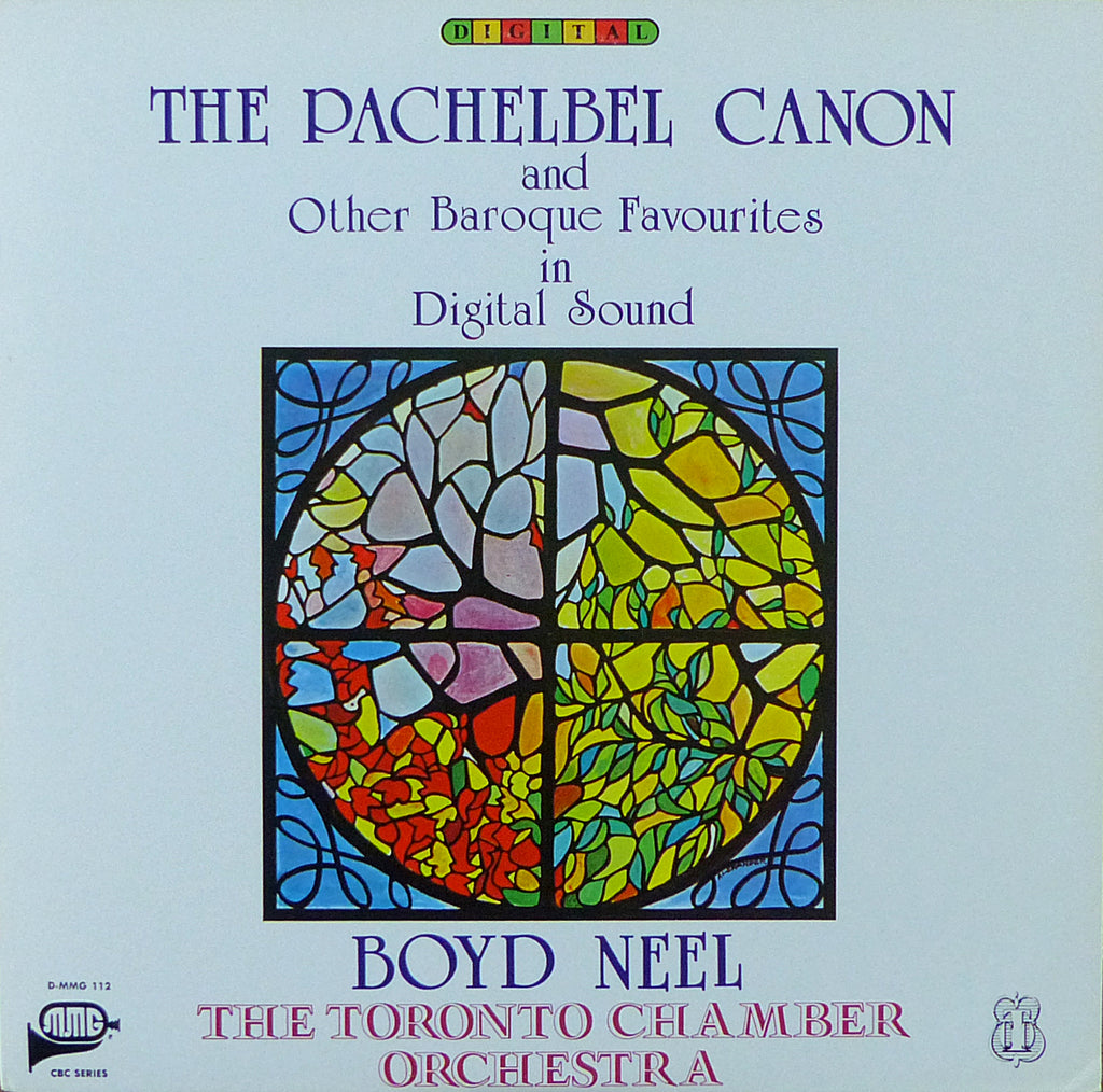 Neel: Pachelbel Canon + Baroque Favorites - MMG D-MMG 112