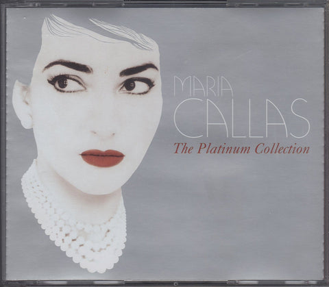 Callas: The Platinum Collection - EMI 3 32250 2 (3CD set)