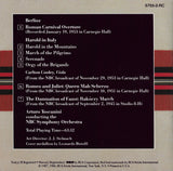 Cooley/Toscanini: Berlioz Harold in Italy - RCA 5755-2-RC