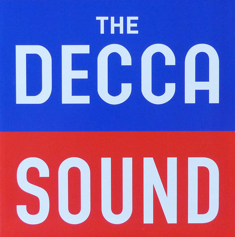 THE DECCA SOUND: 6 X 180 gram LPs - Decca SET 101-6 (2011, now oop)