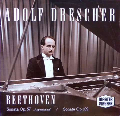Drescher: Beethoven Piano Sonatas 23 & 30 - Master Players MP 30002