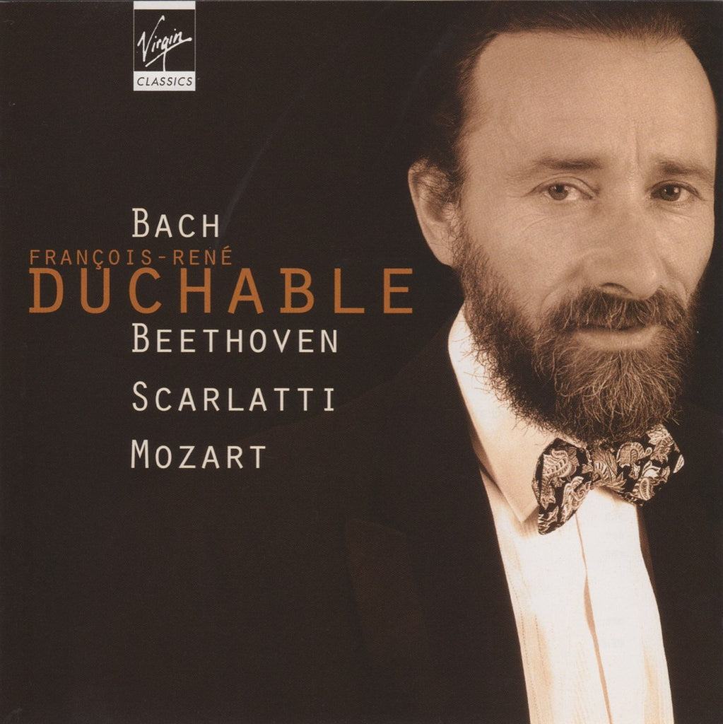 CD - Duchable: Piano Recital (Beethoven, Scarlatti, Mozart, Et Al.) - Virgin 7243 5 45575 2 1 (DDD)