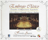 Great Spanish Composers: RTVE broadcasts - Alfa Delta AD-04651/2 (2CD set)