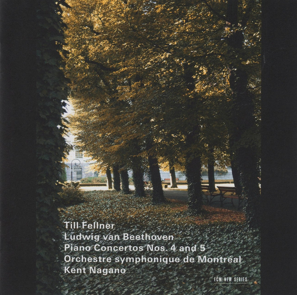 CD - Fellner/Nagano: Beethoven Piano Concertos Nos. 4 & 5 - ECM 2114 / 476 3315 (DDD)
