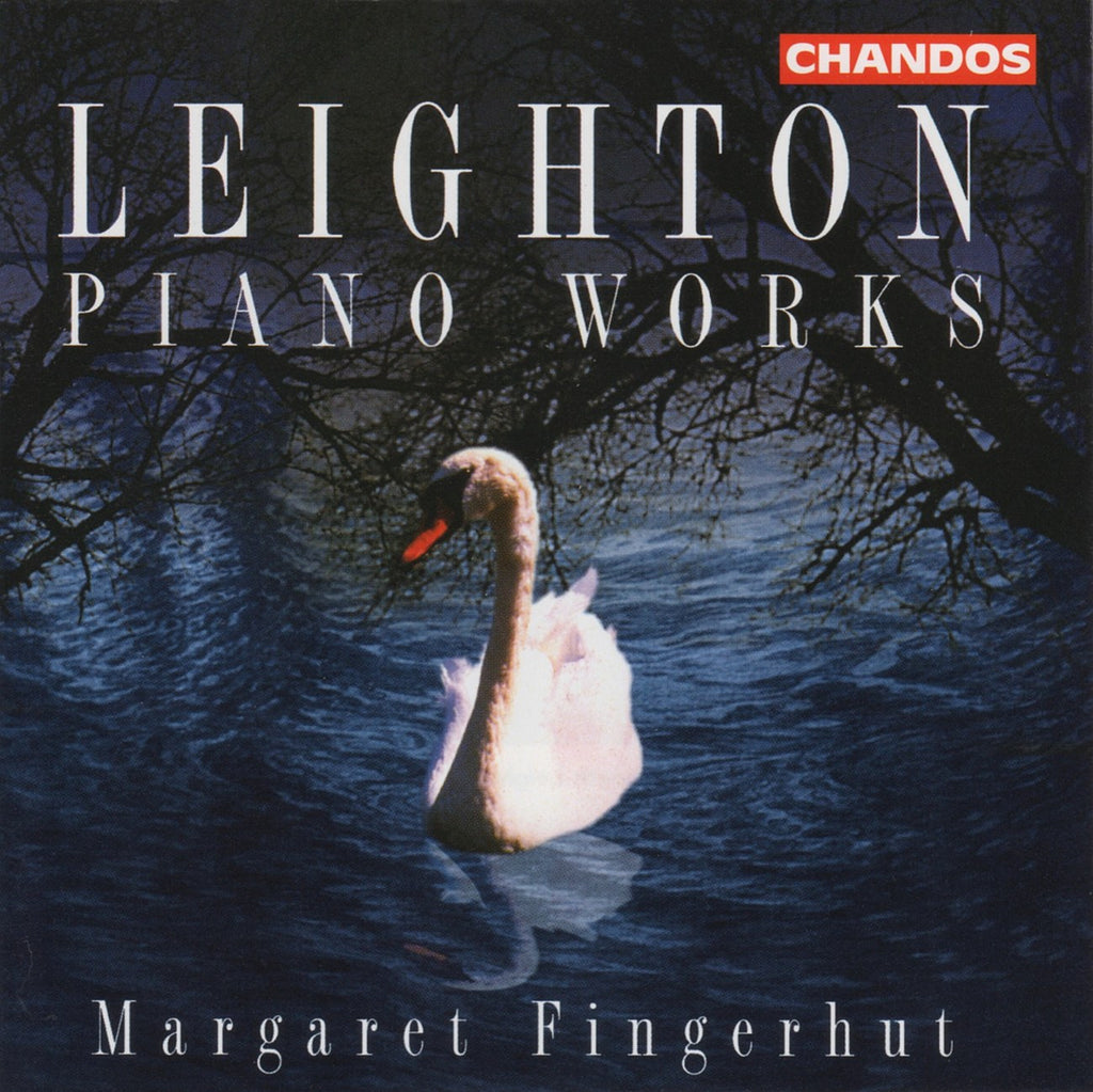 CD - Fingerhut: Leighton Piano Works - Chandos CHAN 9818 (DDD)