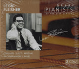 Fleisher: Great Pianists of the 20th Century - Philips 456 775-2 (2CD set, sealed)