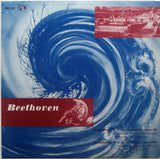 LP - Beethoven Syms No. 2 (Bamberger) + No. 4 (Goehr) - Guilde Internationale Du Disque MMS-2040