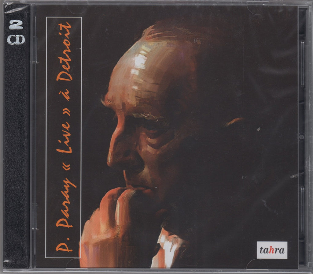 CD - Paray: Mahler 5th, Beethoven Op. 19 With Gould, Etc. - Tahra TAH 721-722 (2CD Set) (sealed)