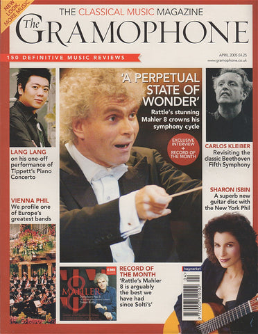 Magazine - Gramophone April 2005 - Magazine