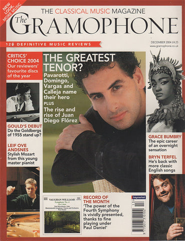Magazine - Gramophone December 2004 - Magazine