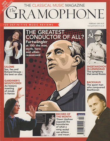 Magazine - Gramophone February 2005 - Magazine