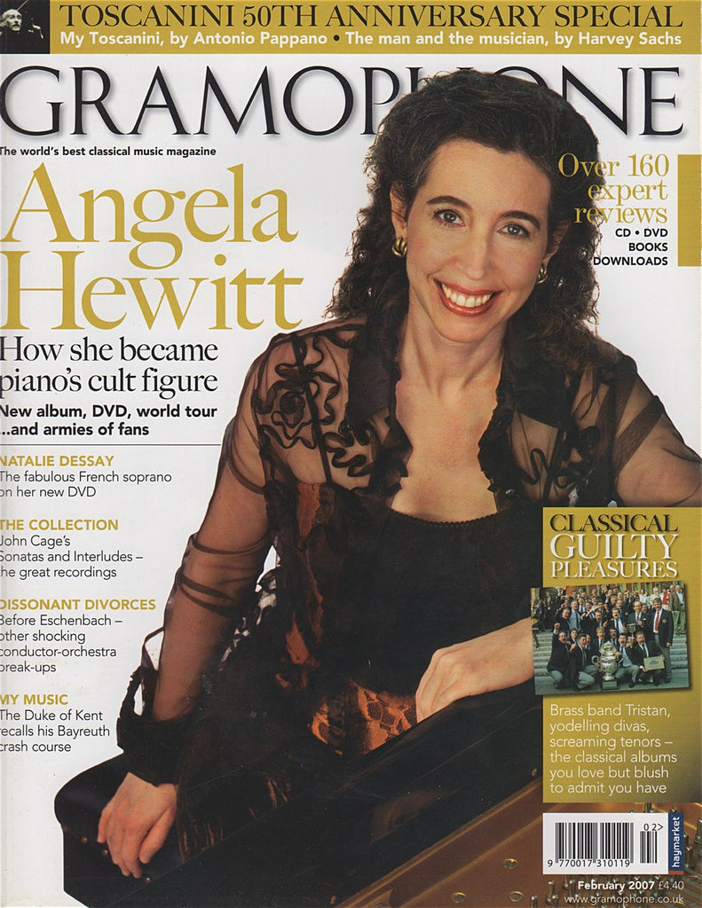 Magazine - Gramophone February 2007 - Magazine